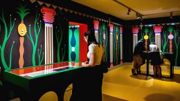 IACURCI TRACING VITRUVIO - MUSEI CIVICI DI PESARO - SISTEMA MUSEO - ASSESSORATO ALLA BELLEZZA DI PESARO - SMARRELLI - PAOLINI - PH© LUIGI ANGELUCCI - ARTE CONTEMPORANEA