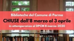 Biblioteche Comunali chiuse sito