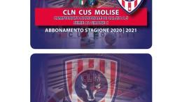 ABBONAMENTO CLN CUS MOLISE 2020-2021
