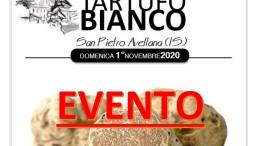 Grafica Evento annullato Mostra Mercato Tartufo Bianco 2020