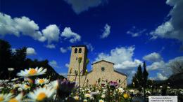 #ilMoliseacasatua - Abbazia di San Vincenzo al Volturno - Credit Francesco Iafelice